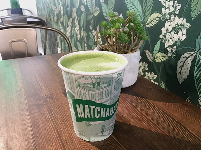 matcha bar brooklyn