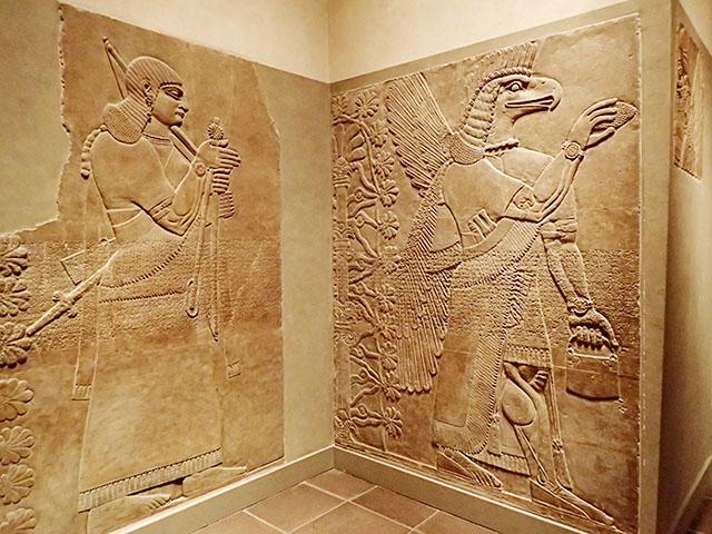 古代中近東美術