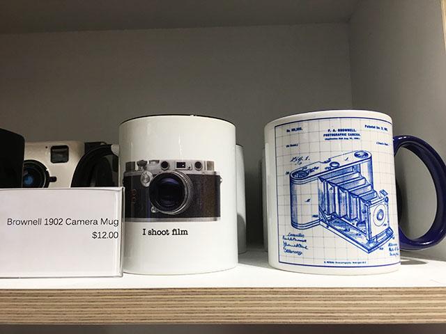 写真センターマグカップ