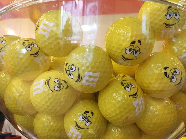 MMゴルフボール