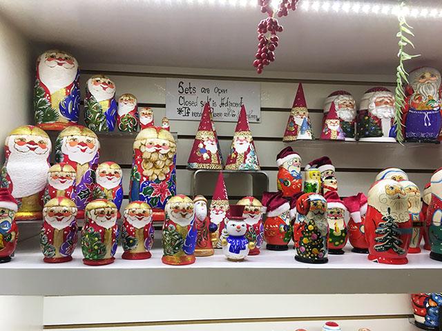 it's always christmas マトリョーシカ