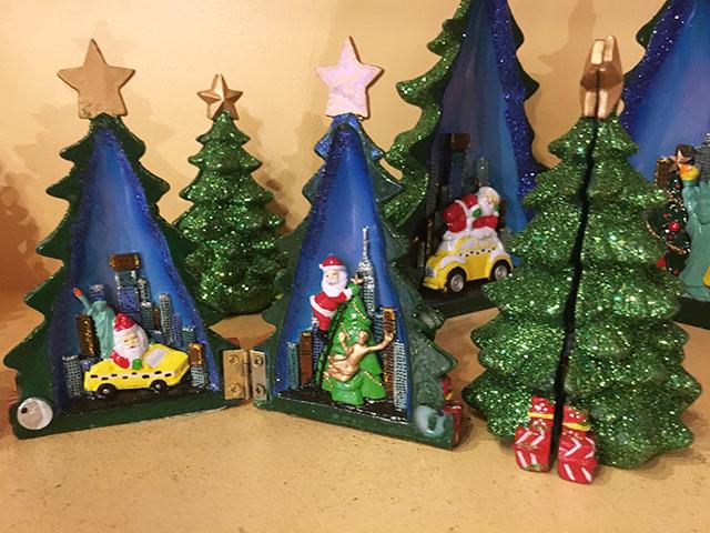 it's always christmas クリスマスツリー置物