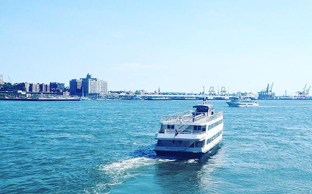 サークルライン観光クルーズ「Circle Line Sightseeing Cruise」体験談