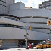 NYで美術館巡りに欠かせない「グッゲンハイム美術館」