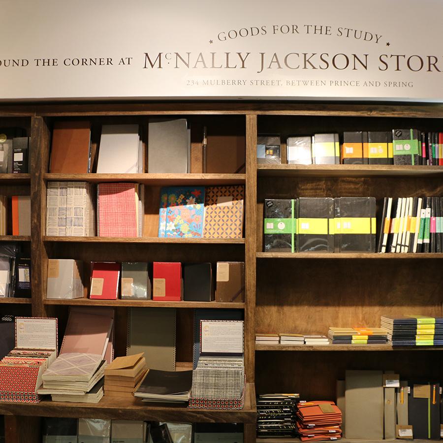 あの有名人もご来店?ニューヨーカーに人気の本屋さん!