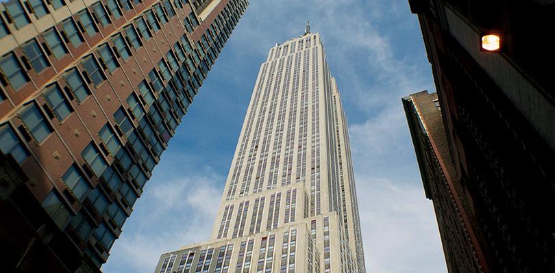 エンパイア・ステート・ビルディングからNYを眺めよう!