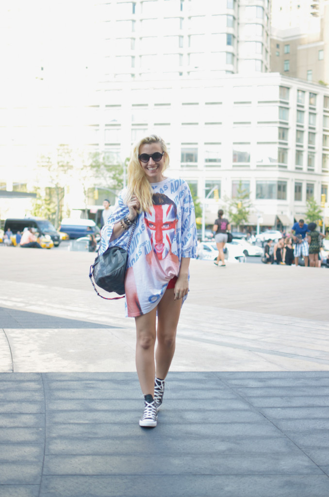 ニューヨークファッションウィーク2014