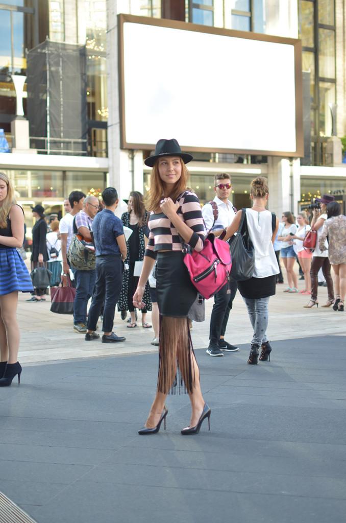 ニューヨークファッションウィーク