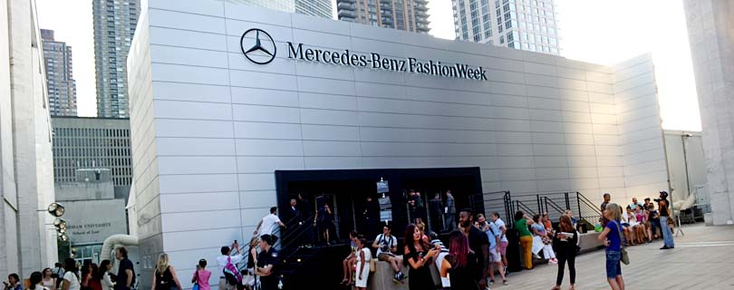 NYファッションウィーク2014スタート!
