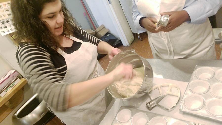 バター・レーンのカップケーキ教室でなりきりニューヨーカー!