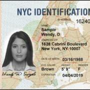 """学生さん必見!ニューヨークで身分証明書 """"idNYC"""" を作ろう!"""