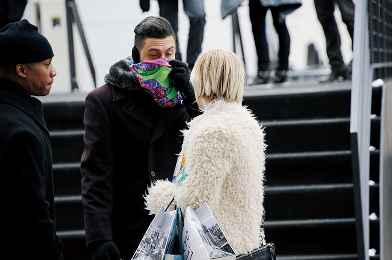 ニューヨーク ファッションウィーク