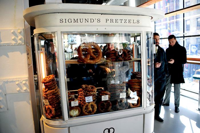sigmund's Pretzels