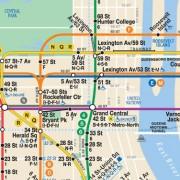 ニューヨーク地下鉄MTAはアプリで乗り回そう!