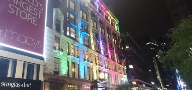 Gay Pride in NYC 今年はLGBTの方々にとって特別な日!