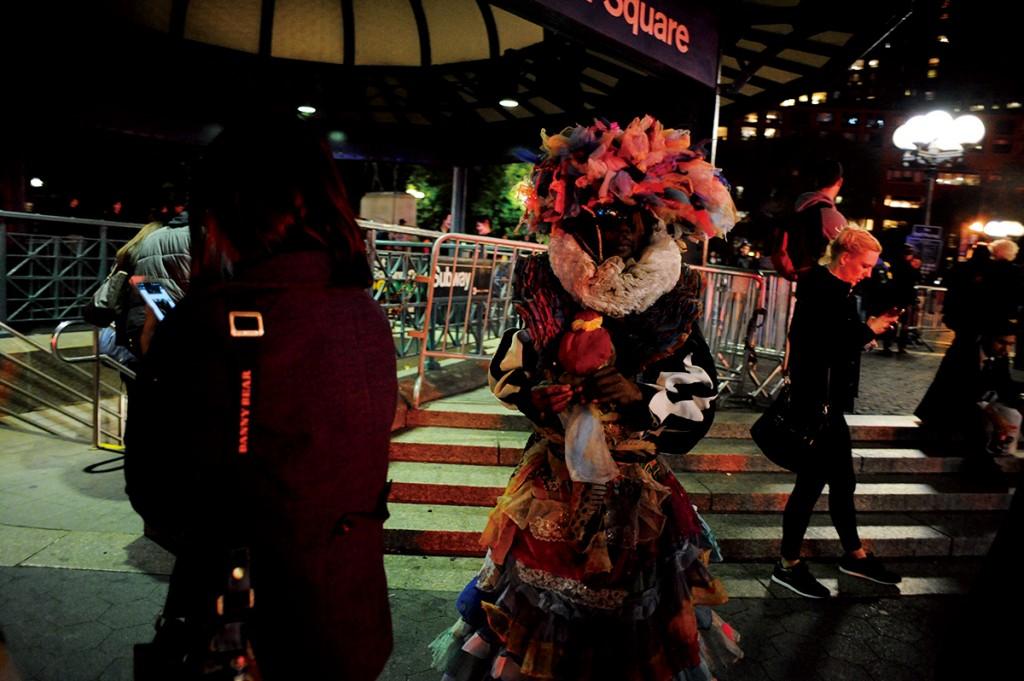Halloween NEW YORK 2015