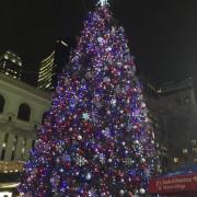 NYの観光地のクリスマスツリーを全部チェック!
