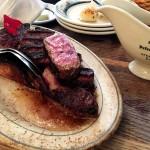 NYでステーキ食べたい! | ピータールーガー編