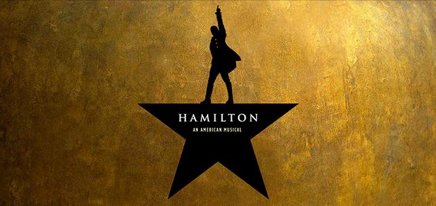 ブロードウェイミュージカル「Hamilton」(ハミルトン)について