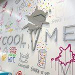 NYで自分だけのアイスを作ろう! CoolMess!!
