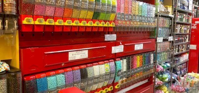 ニューヨーカーの誰もが懐かしむeconomy candy!!!